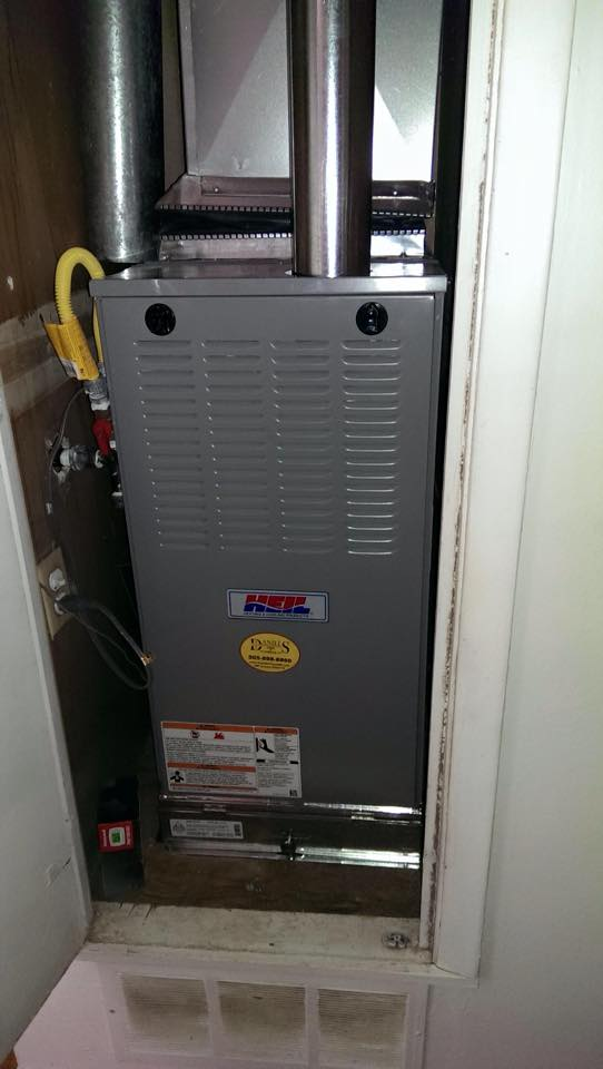 Install Of Heil Furnace Daniel S Heating And Air