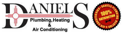 daniels plumbing, heating and air conditioning, llc services in albuquerue, nm