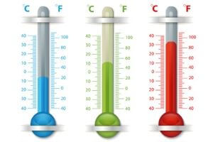 right temperature