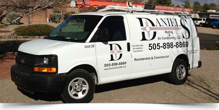 About Daniels Plumbing Heating And Air Conditioning Llc
