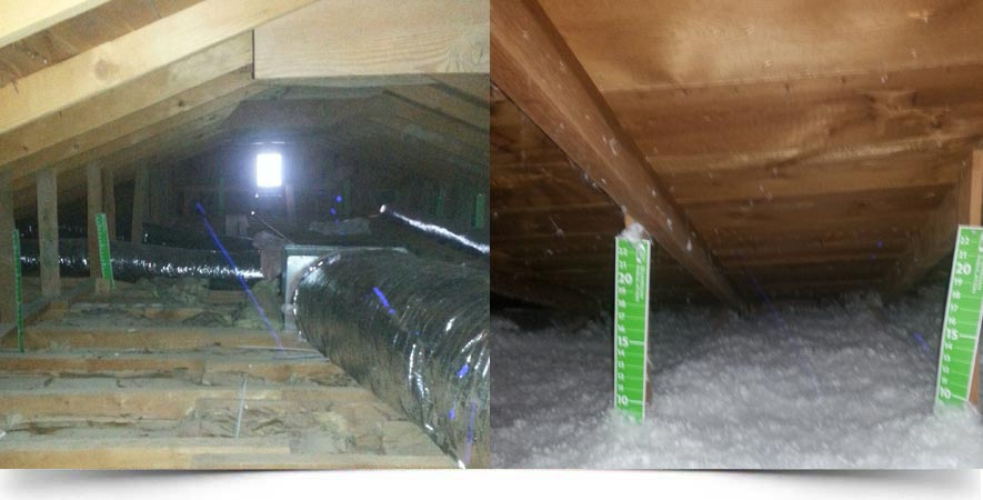 Attic Insulation Services Albuquerque, NM