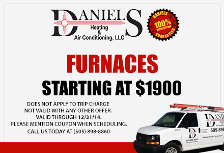 Albuquerque Plumber Ac Amp Heating Services Daniel S