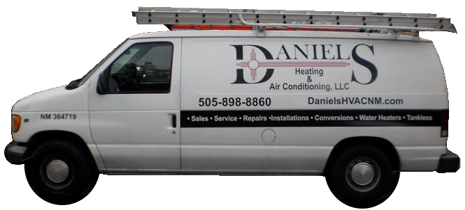 About Daniels Plumbing, Heating and Air Conditioning, LLC Albuquerque, NM